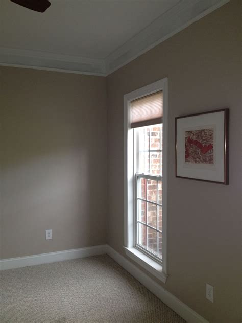 New Color Walls Behr's Perfect Taupe It's A Little On