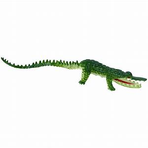 "Small Rubber Alligator: 6"" [] - MardiGrasOutlet com"