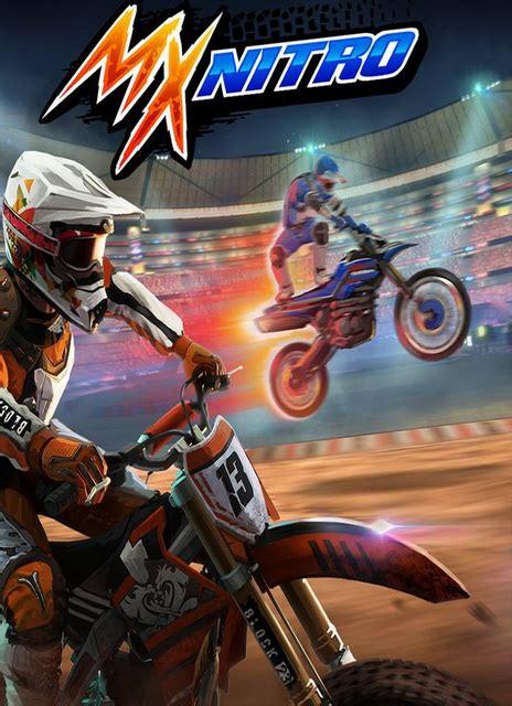 ดาวน์โหลดเกมส์ [PC] MX Nitro เกมส์รถมอเตอร์ไซค์แข่งวิบาก ...