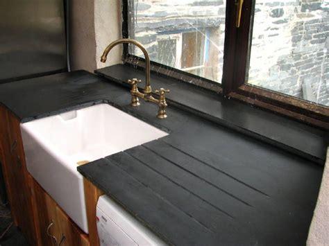 pool table slate countertop  drainboard grooves