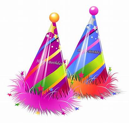 Clipart Party Decorations Birthday Transparent Happy Decoration