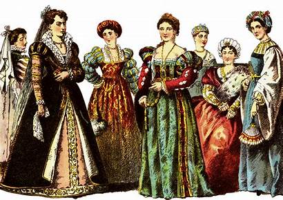 Renaissance Clothing Italian Period Spanish Woman Coral
