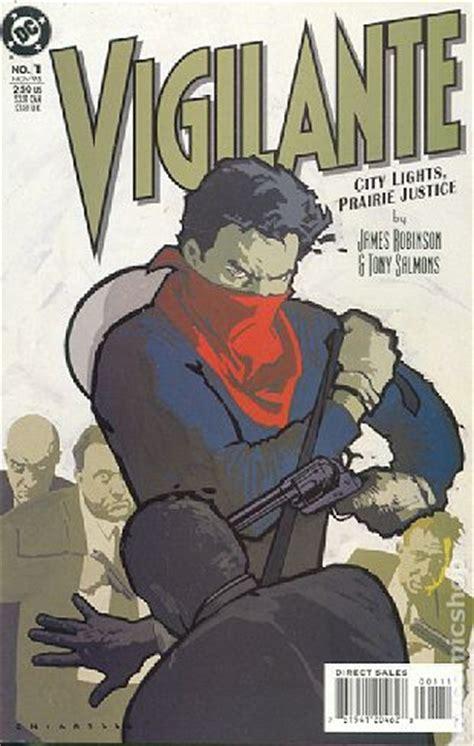 vigilante city lights prairie justice  comic books