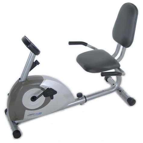 Stamina® Magnetic Recumbent 1350 Exercise Bike - 219747 ...