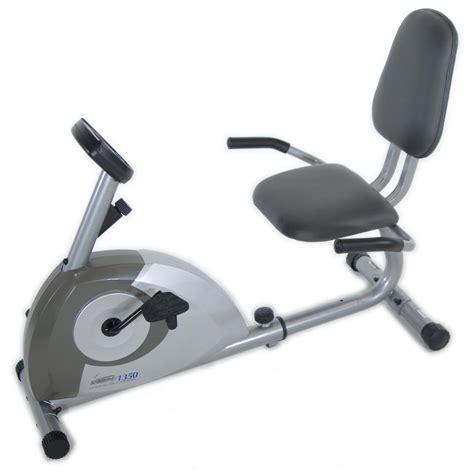 Stamina® Magnetic Recumbent 1350 Exercise Bike - 219747 ...