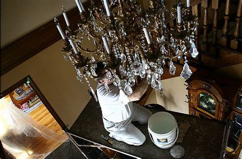 cleaning tips that will help you get spotless light fixtures