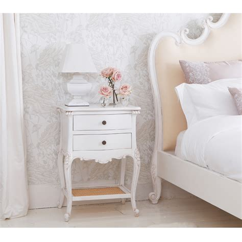 provencal  drawer bedside table french bedroom company