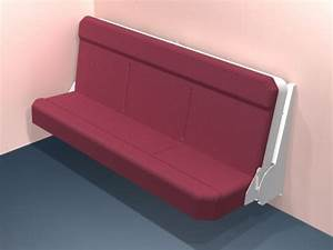 wall mounted sofa bed sba interior ltdmustio equip for With wall mounted sofa bed