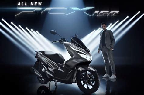 Pcx 2018 Warna Silver by Meluncur Bareng Ini Beda All New Pcx 150 Di Indonesia Dan