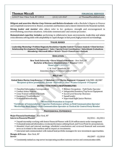 university student resume  sample