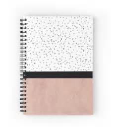 Marble Spiral Notebook Cover