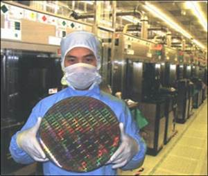 [How Do They] Make Computer Chips (Silicon Wafers)?