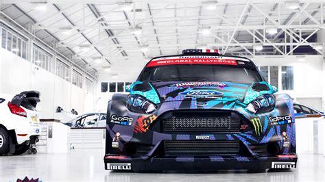 pro gopro pirelli racing cars hoonigan wallpaper