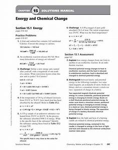Bestseller  Chemistry Matter And Change Chapter 4 Study