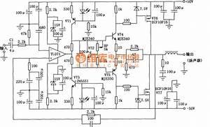 100w Mosfet Power Amplifier Circuit