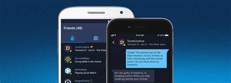 Battle Net Mobile App by Blizzard Battle Net Mobile App Now Available All News