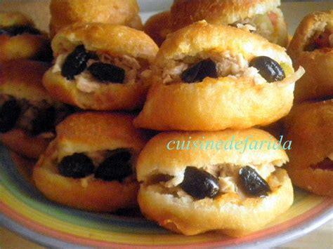 cuisine tunisienne traditionnelle four fricassé nouvelle recette cuisinedefarida
