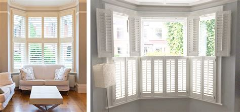 curtain ideas for dining room bay window shutters wooden shutters plantation shutters