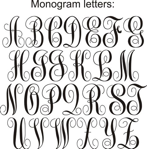 images  printable letters monogram   printable monograms coloring pages letter