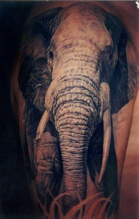 amazing elephant tattoos
