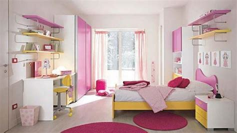 pink and yellow bedroom 15 adorable pink and yellow s bedroom ideas rilane 16698 | modern yellow and pink girls bedroom