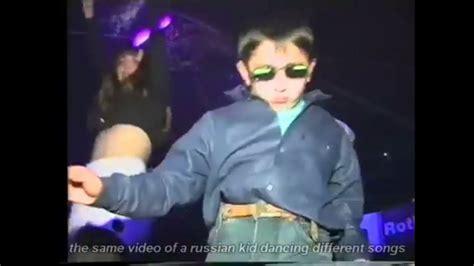 video   russian kid dancing  songs