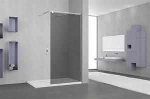 Leroy Merlin Douche à L Italienne : paroi de douche l 39 italienne eliseo paroi de douche ~ Premium-room.com Idées de Décoration