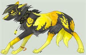Evil Anime Female Wolf
