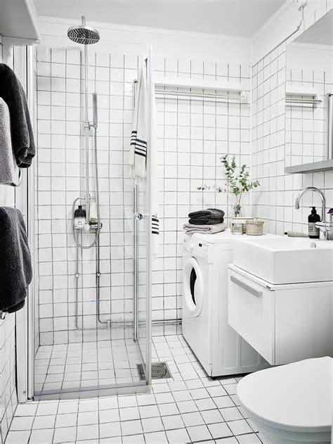 scandinavian interior apartment  mix  gray tones