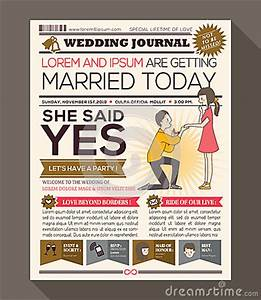 newspaper wedding invitations oxsvitationcom With wedding announcement template for newspaper