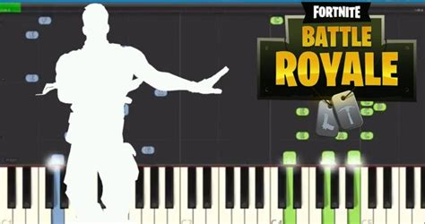 Fortnite Dances – Flapper Piano Tutorial – How to play ...