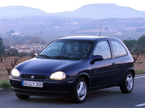 Opel Corsa B by 1998 Opel Corsa B Pictures Information And Specs Auto