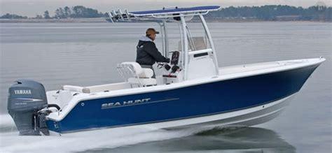 Sea Hunt Boats Customer Service by Sea Hunt Dual Console Boats Research