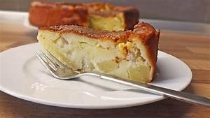 Apfelkuchen ohne Boden mit Quark Vanillepudding von Soloman Chefkoch de
