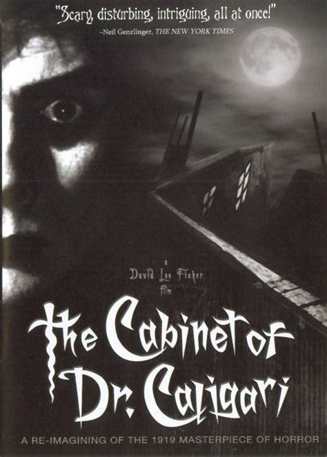 the cabinet of doctor caligari remake el gabinete doctor caligari 2005 filmaffinity