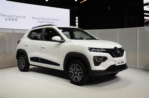 renault city  ze bargain ev   sold  europe