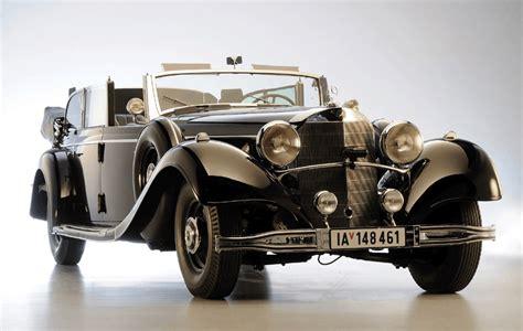 Hitler's Mercedes-benz 770k Grosser Offener Tourenwagen
