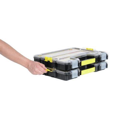 boite 224 compartiments max 1 97 518 stanley bricozor