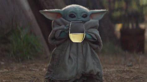 Guy Fieri Shares Baby Yoda Meme