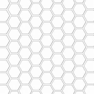 Mel Stampz  Hexagon Digital Paper Template  U0026 Hex  Paper