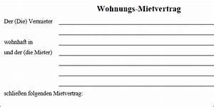 Mietvertrag Kostenlos Pdf : 3 kostenlose mietvertrag vorlagen als pdf download ~ Frokenaadalensverden.com Haus und Dekorationen