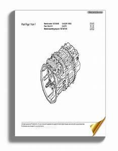 Zf Freedomline Transmission Parts Manual  Pb0127 09