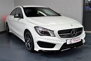 Mercedes Cla Blanche : mercedes cla 200 cdi amg az cars ~ Melissatoandfro.com Idées de Décoration