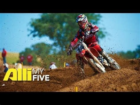 motocross racing videos youtube alli motocross videos my five kevin windham interview