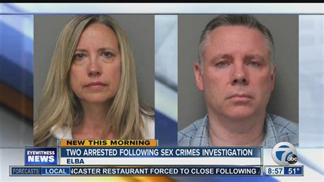Elba Mother Father Son Charged With Sex Crimes Youtube