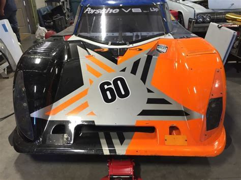 riley daytona prototype chassis race car  sale