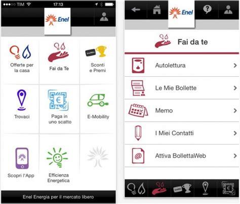 Enel Energia l app ufficiale per gestire e pagare le
