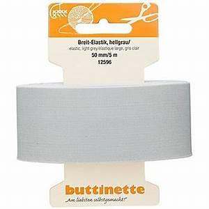 Gummiband Länge Berechnen : buttinette gummiband breit elastik hellgrau breite 50 mm l nge 5 m online kaufen ~ Themetempest.com Abrechnung