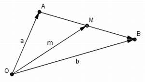 Mittelpunkt Einer Strecke Berechnen : 0809 unterricht mathematik 13ma4g lineare algebra ~ Themetempest.com Abrechnung