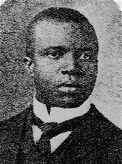 Joplin, Scott (1867-1917) | The Black Past: Remembered and